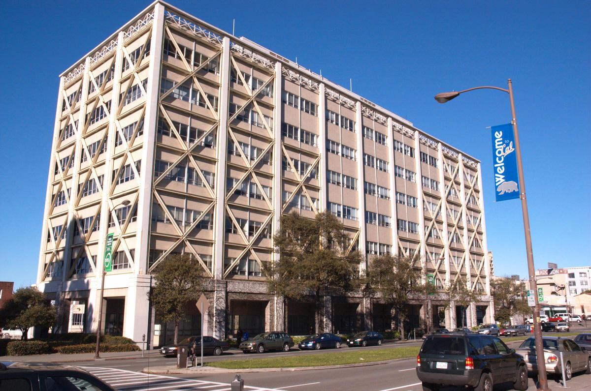 Image of University Hall